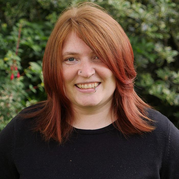 Jenn Baxter - Graphic Designer