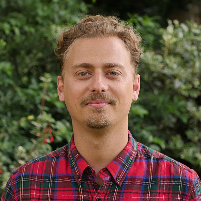 Luke Parker - Member Services Advisor