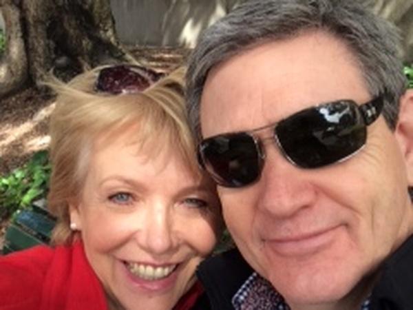 Isabel & Dennis from Giffnock, United Kingdom
