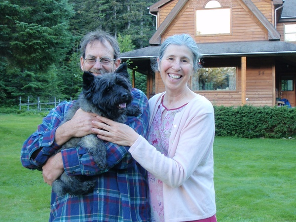 Irene & Ben from Haines, AK, United States