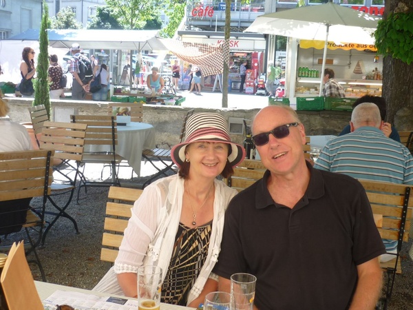 Kevin & Valerie from Auckland, New Zealand