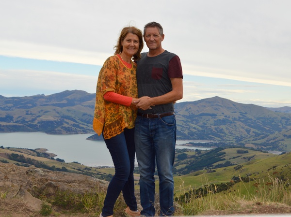 Tricia & Shaun from Perth, WA, Australia