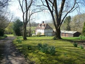 Housesitting assignment in Royal Tunbridge Wells, Kent, UK