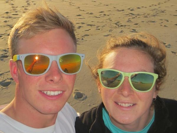Freya & Ross from Plymouth, United Kingdom