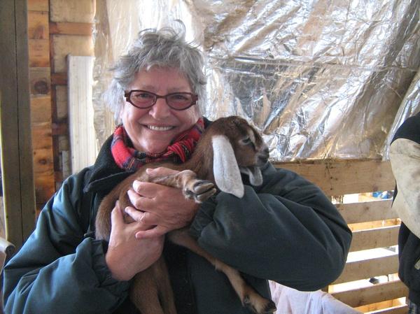 Shirley from Gatineau, QC, Canada