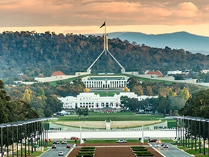 More on Canberra, Australia