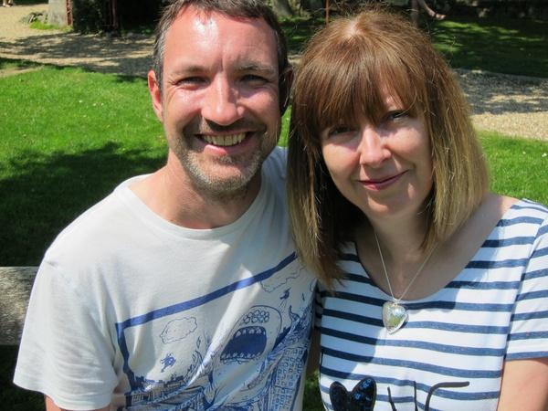 Shane & Kathy from Devonport, United Kingdom