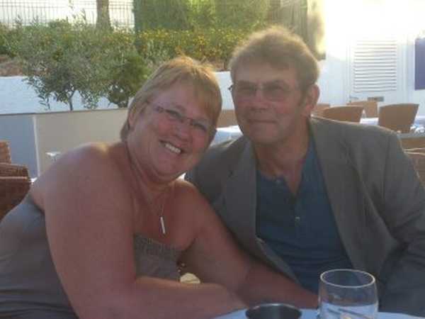 Elaine & Ronald from Wadhurst, United Kingdom