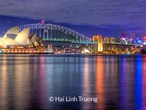 More on Sydney, Australia