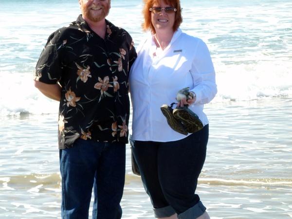 Lisa marie and daniel & Daniel from Juneau, AK, United States