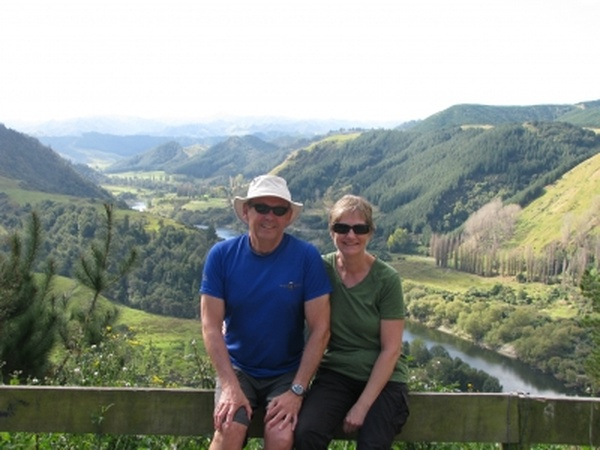 Ted & Jan from Whitehorse, YT, Canada