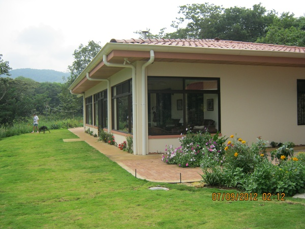 Housesitting assignment in San Ramón, Costa Rica