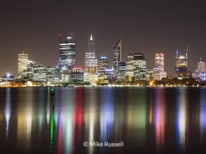 More on Perth, Australia