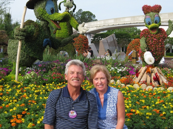 Barbara & Robert from Vero Beach, FL, US