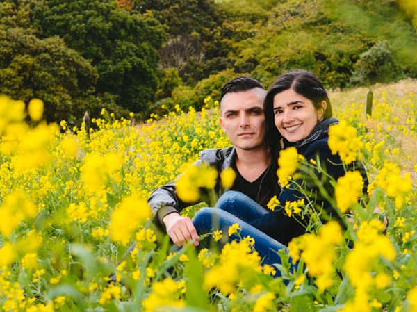 Daniela & Juan pablo from San José, Costa Rica
