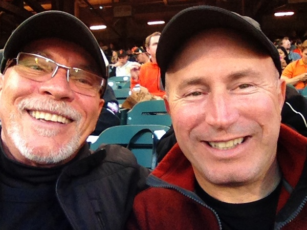 Chris & Bill from Sacramento, CA, United States