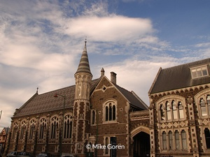 More on Christchurch, New Zealand