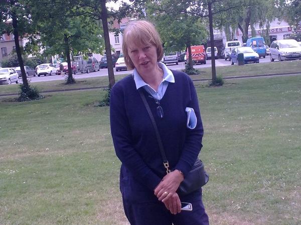 Monica from Leeds, United Kingdom