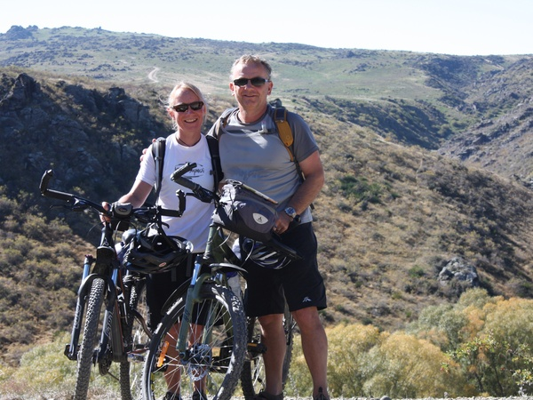 Gemma & David from Nelson, New Zealand
