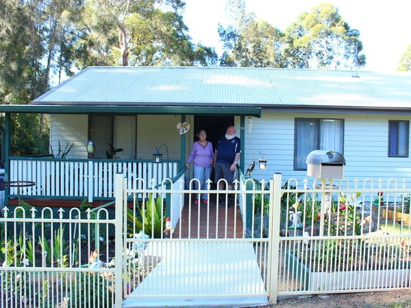 Housesitting assignment in Batemans Bay, NSW, Australia