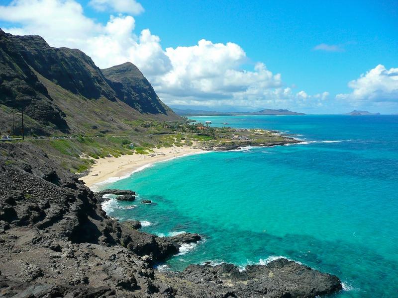 Mike & Sandra have enjoyed exploring Hawaii while house sitting