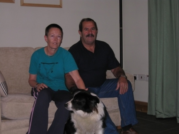 Val & Roy from Moffat, United Kingdom
