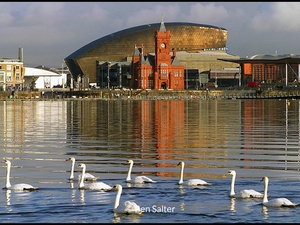 More on Cardiff, United Kingdom