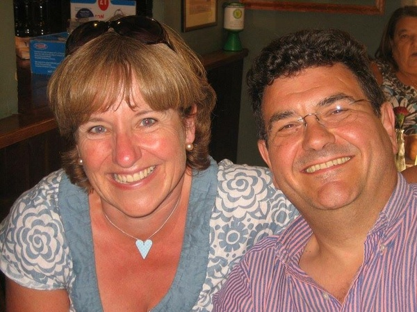 Sue & Nigel from Burwash, United Kingdom