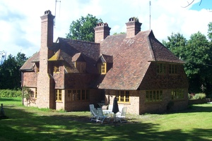 Housesitting assignment in Forest Row, East Sussex, UK