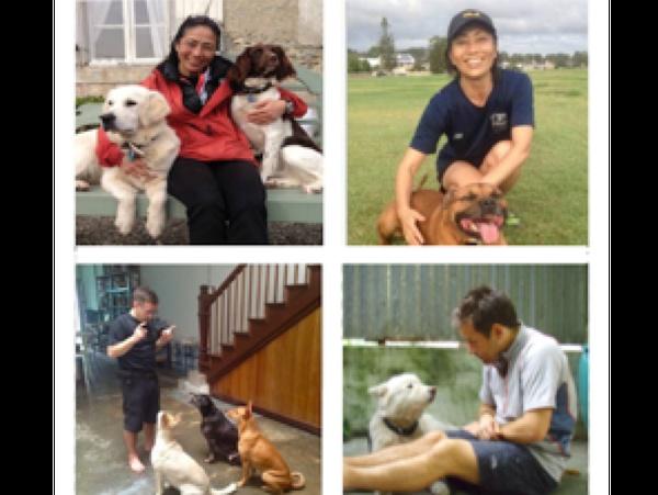 Thierry & Miyuki from Auckland, New Zealand