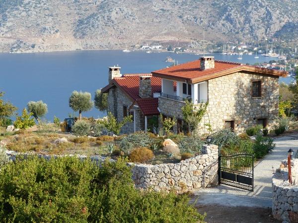 Housesitting assignment in Selimiye, Turkey