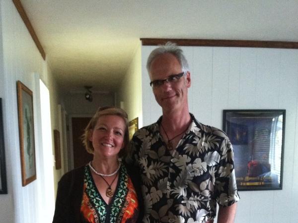 Charlotte & Jeffrey from Stockholm, MN, United States