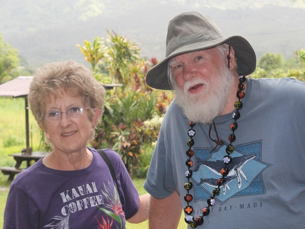 Kathy & Albert from Billings, MT, United States