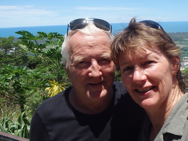 Fiona & Chris from Cairns, QLD, Australia