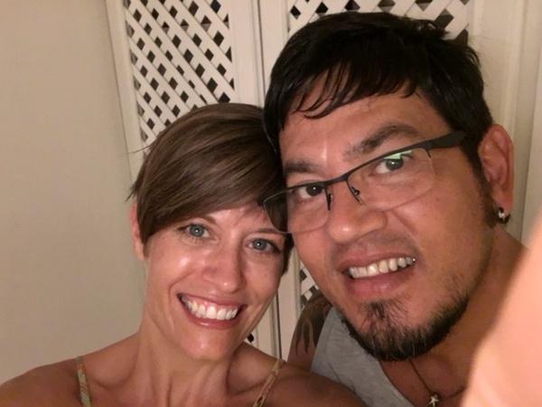 Julianne & Yor from Congo, Costa Rica
