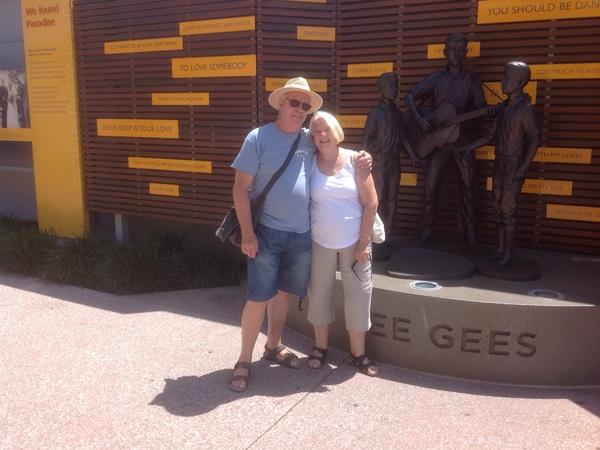 Lynn & Ron from Adelaide, SA, Australia