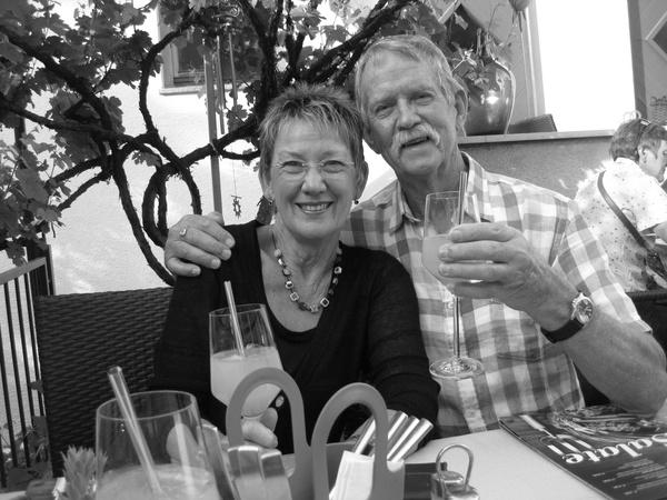 Ruth & John from Perth, WA, Australia