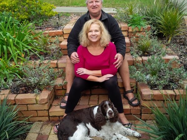 Shawn & Lisa from Perth, WA, Australia