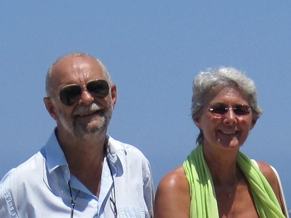 Jurjen & Madeleine from Perth, WA, Australia