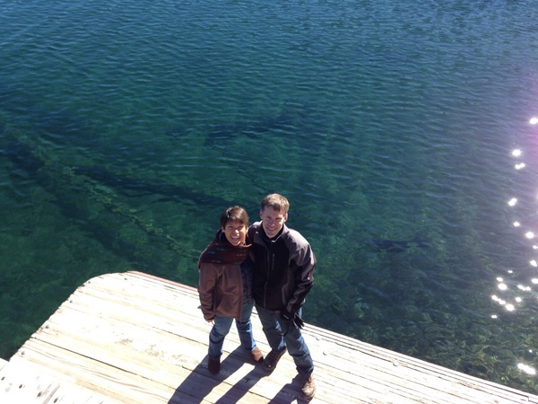 Noelle & John from Orangevale, CA, United States