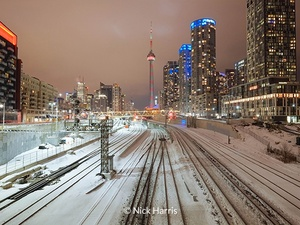 More on Toronto, Canada