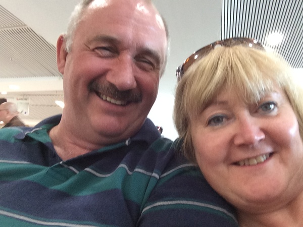 Ann & Roger from Ross on Wye, United Kingdom