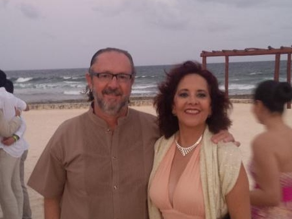 Ana & Luis miguel from Playa del Carmen, Mexico