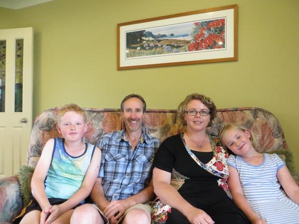 Leanne & derek & Derek from Hamilton, NZ