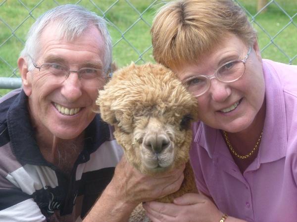 Bernard & Jean from Auckland, New Zealand