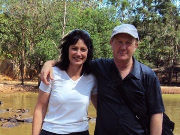 Judy & David from Christchurch, NZ