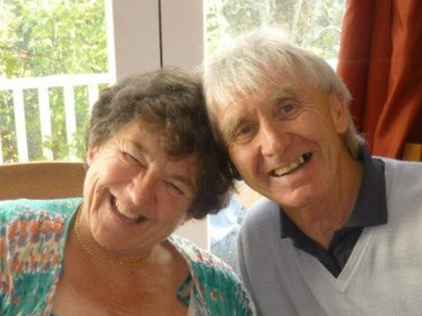Doris & Fred from Nelson, New Zealand