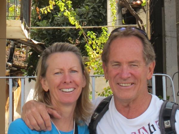 Peter & Debra from Perth, WA, AU