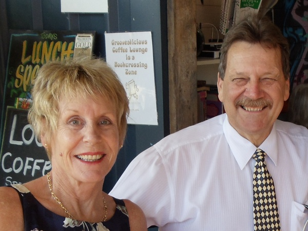 Barbara & Allan from Cairns, QLD, Australia