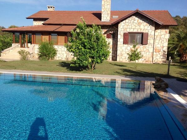 Housesitting assignment in Dalyan, Turkey